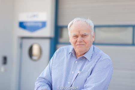 Firmengründer - Manfred Lechner